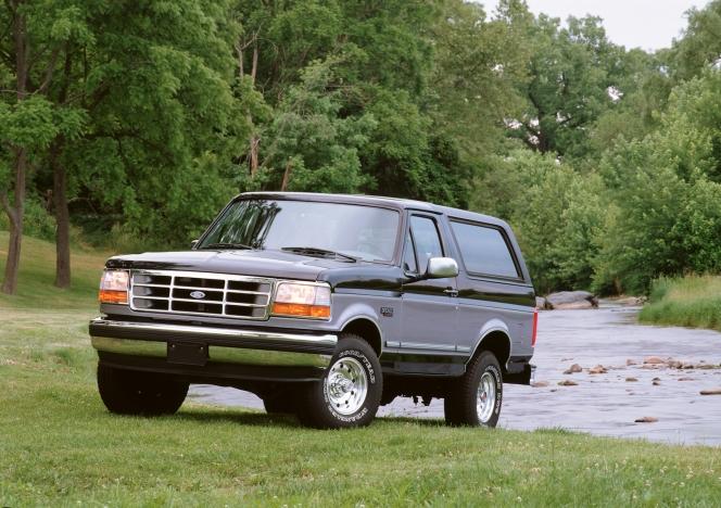 フォード ブロンコ 1995