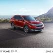 ホンダ、北米向け新型「CR-V」を発表