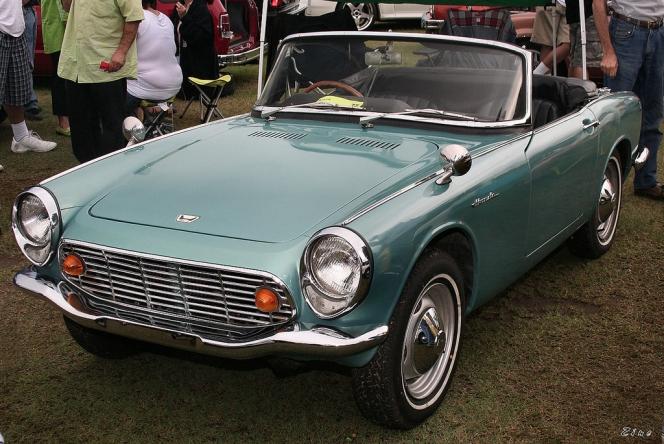 ホンダ S600 1964