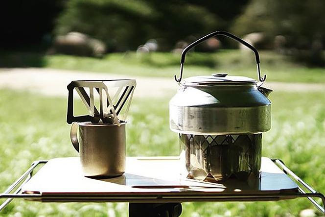 ランタン コーヒー道具