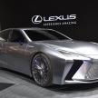 【全文書き起こし】早くも次期型LSのコンセプトモデル「LS+ Concept」を世界初披露!レクサスの今後の方向性は?