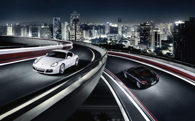 Porsche Cayman S (ポルシェ ケイマンS)