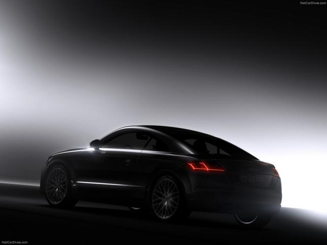 Audi TT テール