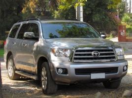 北米で売れているトヨタのセコイアってどんな車?燃費・中古車市場は?