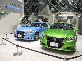 トヨタ クラウン記念すべき60周年を迎え特別仕様車を発表!