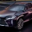 レクサスが小型SUV「UX」を発表!C-HRのレクサス版として2018年春発売か?