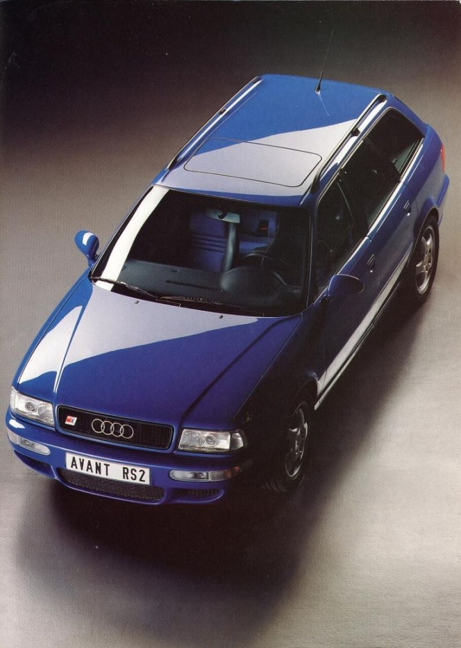 Audi RS2 Avant 1994-1995