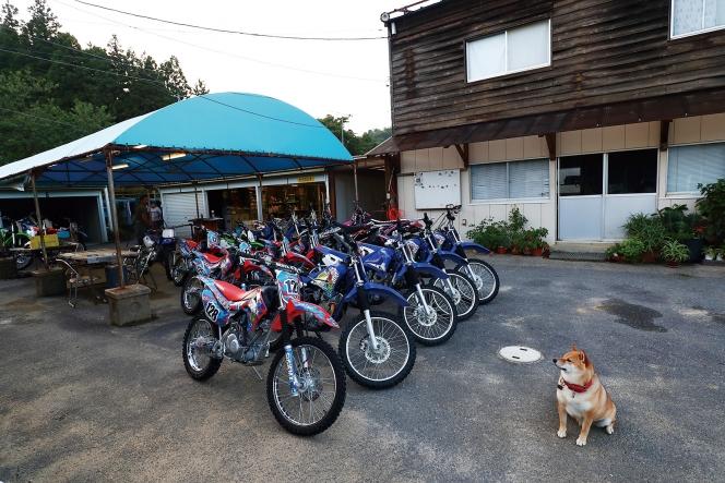 アヘッド オフロードバイク