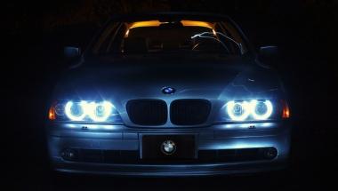 BMW ライト