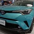 トヨタCHR/C-HRの内装【ハイブリッドとガソリン車の3つの違いとは?】