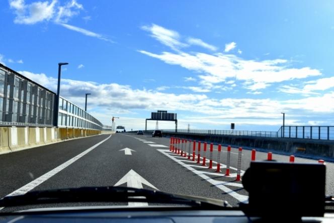 高速道路 合流車線