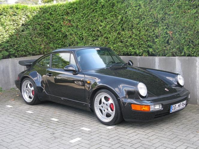 911(964) turbo
