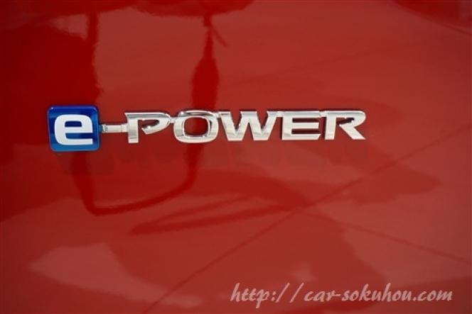 ノートe-POWER NISMO