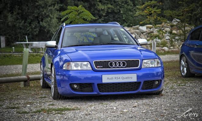 RS4 ギャラリー