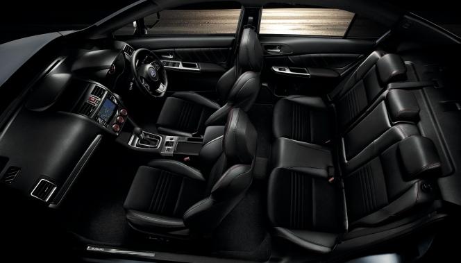 スバル WRX S4 2015