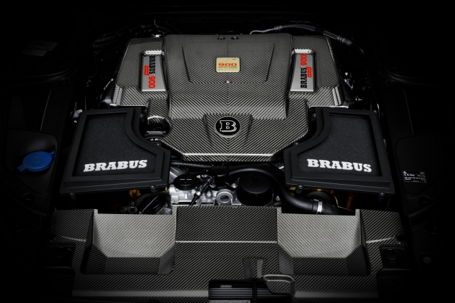 BRABUS 900馬力 マイバッハ