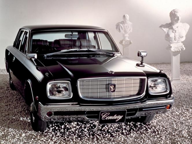 トヨタ センチュリー ブラック