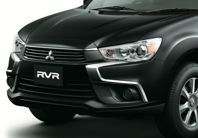 三菱 RVR 2017