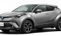 トヨタ、新型車C-HRの日本仕様の概要を初公開!