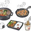 新しいキャンプの教科書:第12回「キャンプ料理は計画的に」