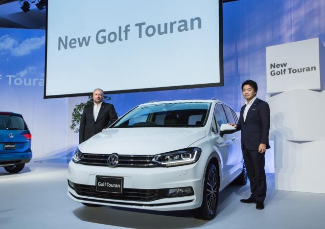 Golf Touran