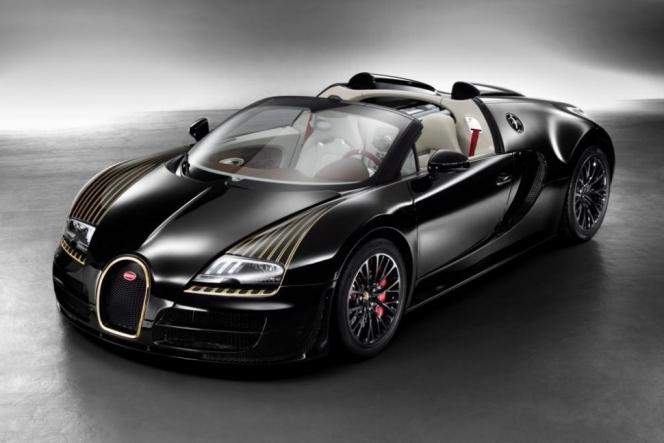 Bugatti Veyron Final Edition