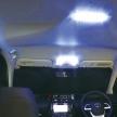 プリウスの車内空間を快適にするにはLEDが最適?広く明るいLEDルームランプ〜RACNG GEAR〜