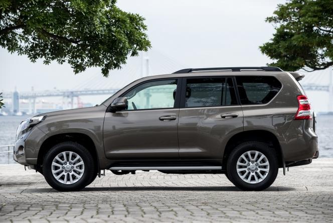 2013 Toyota Land Cruiser Prado Facelift