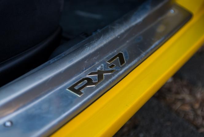 2001 Mazda RX-7 Type R Bathurst R