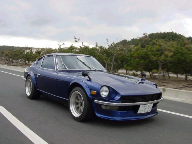 青いS30
