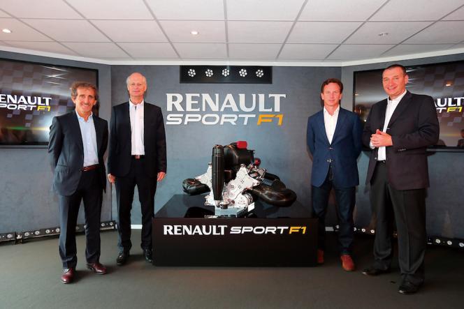 アヘッド Renault