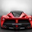 なかなか見られない!ラ フェラーリのアクティブ・エアロはどう動いているの?
