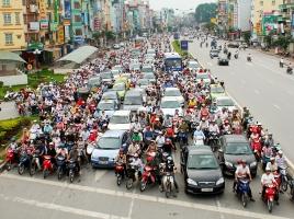 これを見れば日本なんてまだまだマシ!?世界各地の渋滞状況!
