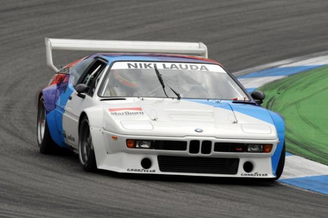 BMW M1 サーキット走行