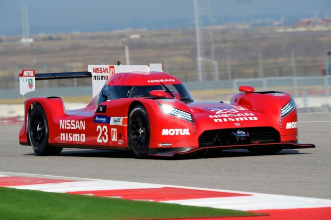 GT-R LM