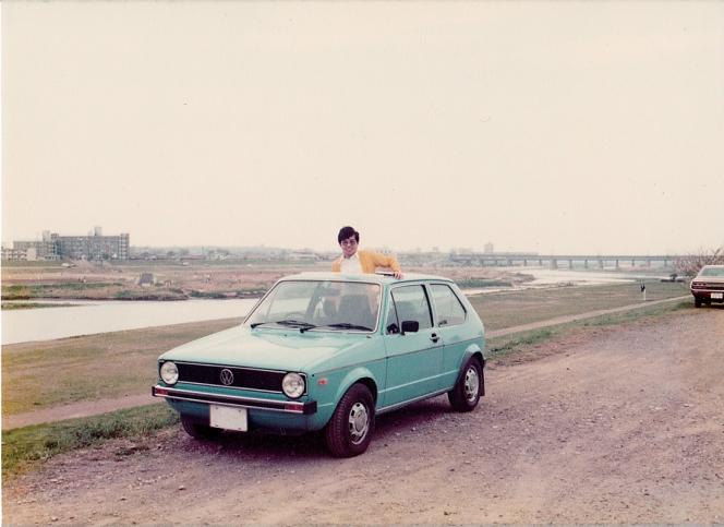 アヘッド VWゴルフ1600GLE('77年式)