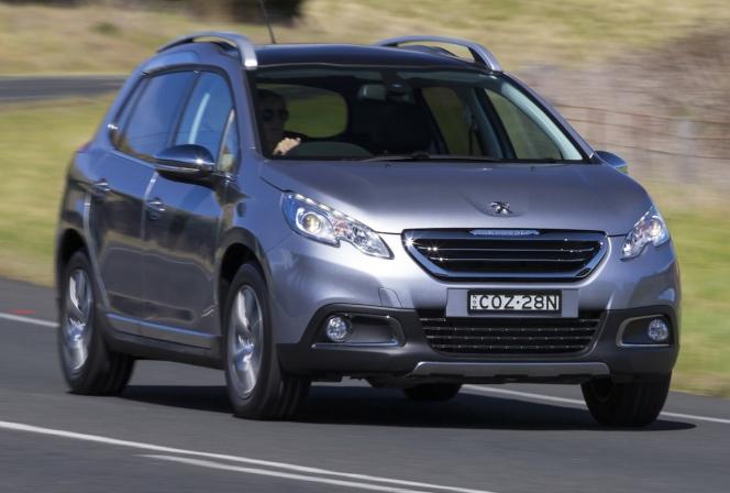 Peugeot 2008 Silver