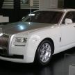 マカオの大富豪がロールス・ロイス ファントムを一度に30台の大人買い!