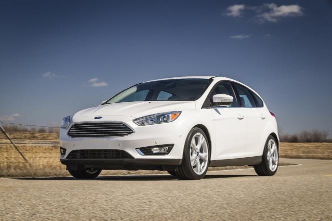 フォード フォーカス 2015