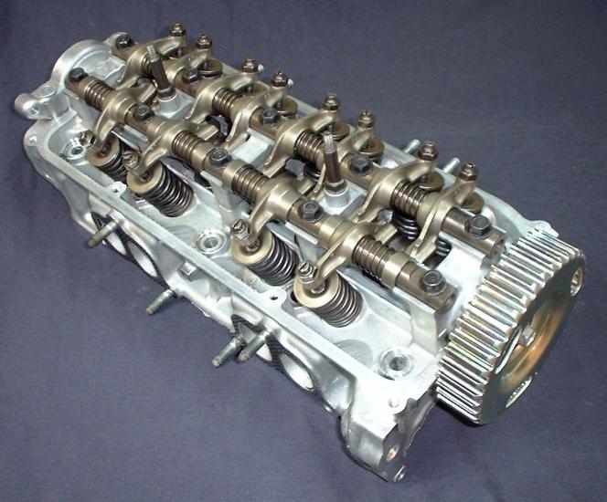SOHCエンジン