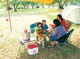 新しいキャンプの教科書:第9回「テントサイトを無駄なく作る6つのコツ」