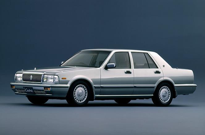 日産 セドリック 1991 Sedan V30E Brougham VIP