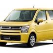 日本にはワゴンRがあります