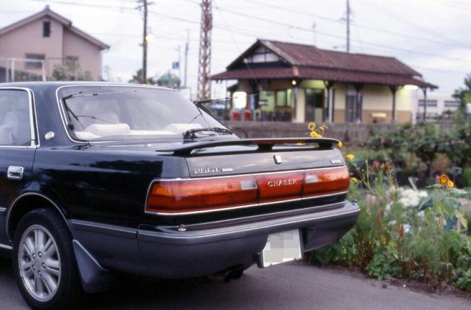 JZX81型トヨタ・チェイサー