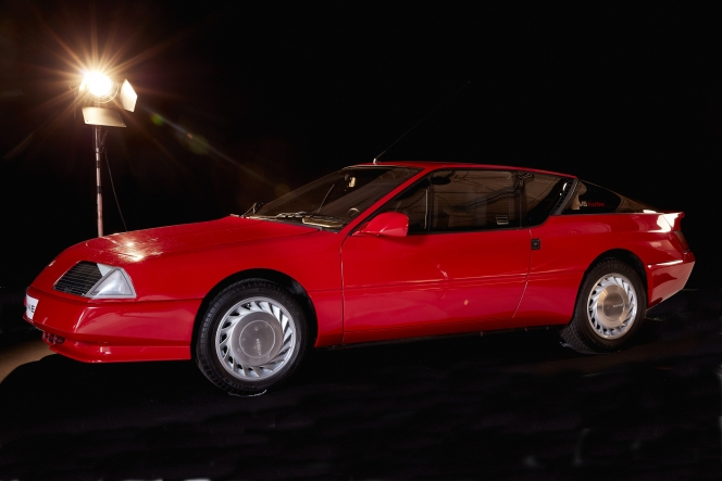 ルノー アルピーヌ V6ターボ/GTA (1990)