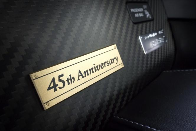 日産 GT-R(45周年記念モデル)