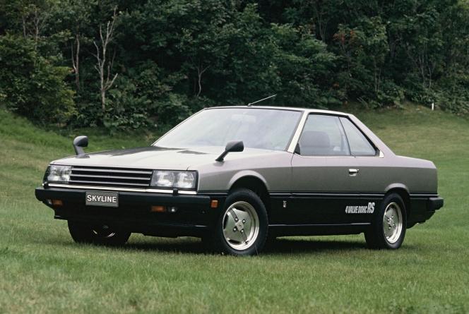 スカイライン RS R30 1981