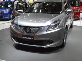 【東京モーターショー速報】新開発のブースタージェット エンジンを搭載したスズキ「Baleno(バレーノ)」
