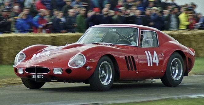 250 GTO ギャラリー