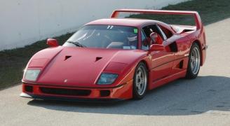 フェラーリ F40